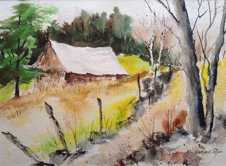 Sunny Farm - Rainhaven Studio of Fine Art