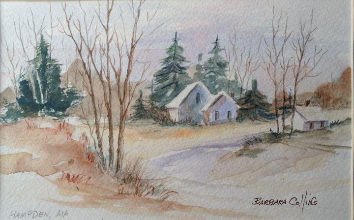 House in Hamden - Rainhaven Studio of Fine Art