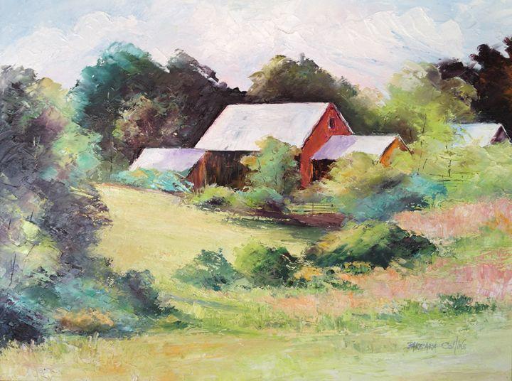 Scantic Farm - Rainhaven Studio of Fine Art
