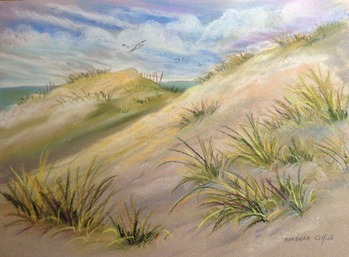 Dunes - Rainhaven Studio of Fine Art