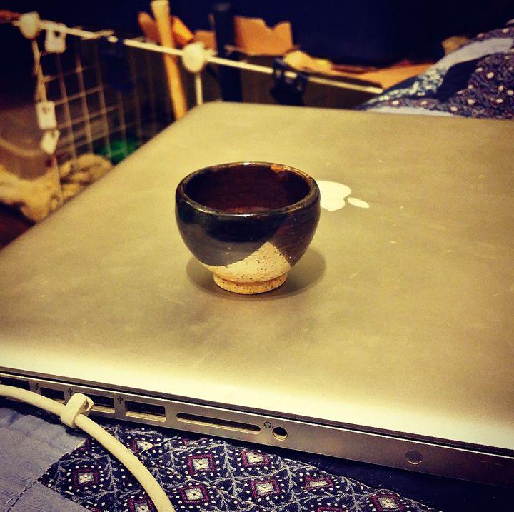 Small decorative cup - Jake McConnell Ceramics