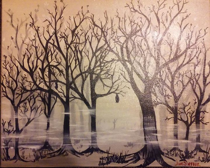 Foggy Forest - Joe Snyder