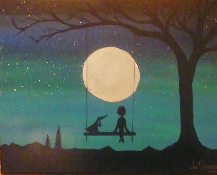 Moon light swing - Joe Snyder