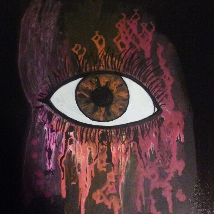 eye of color - Joe Snyder