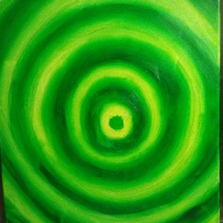 Green Spiral - Joe Snyder