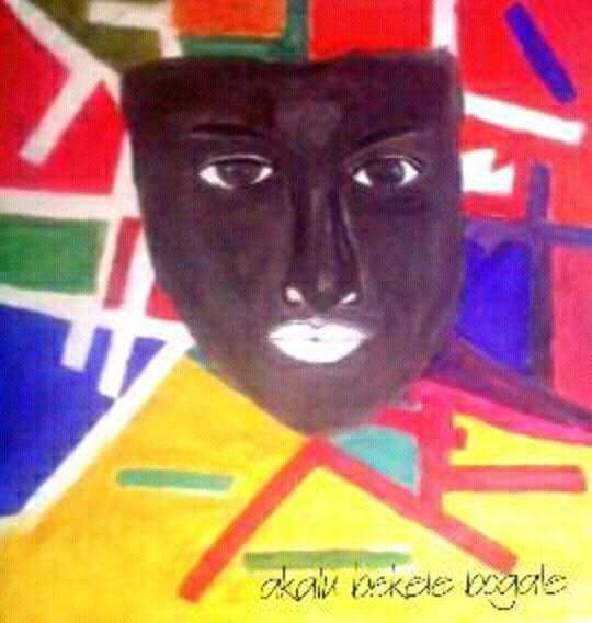 model afro - Akalu bekele