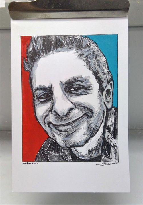 Mike Gordon Fine Art Print Phish - Susan Dunn