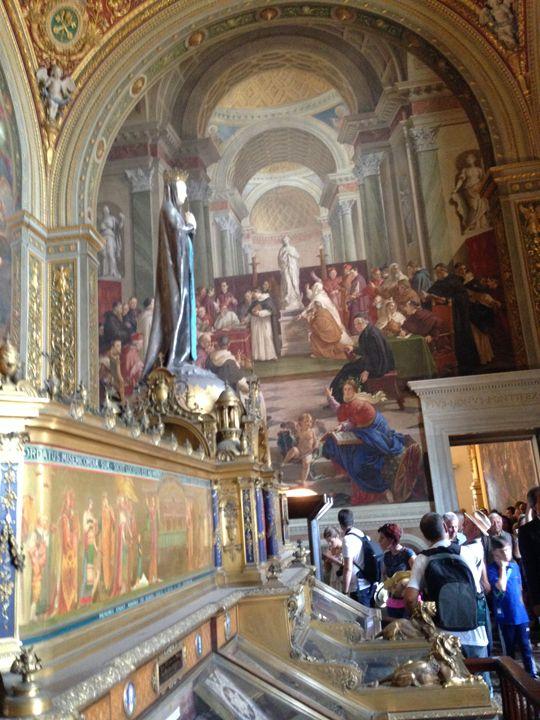 Vatican City - Florence Zhou 's Fine Art