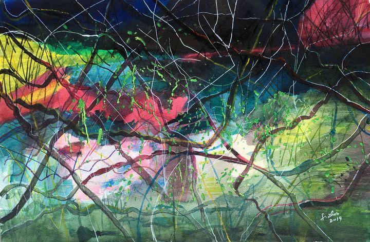 The Season - Florence Zhou 's Fine Art