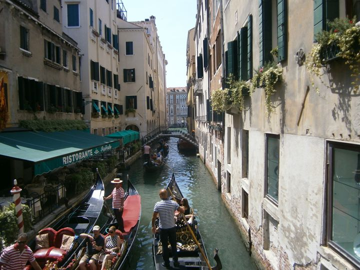 Venice - Florence Zhou 's Fine Art
