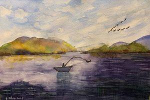 On the Banks of Loch Lomond