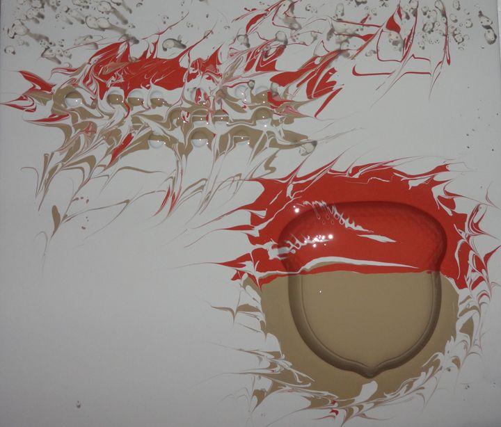 acorn - Ms. Renda's Artwork