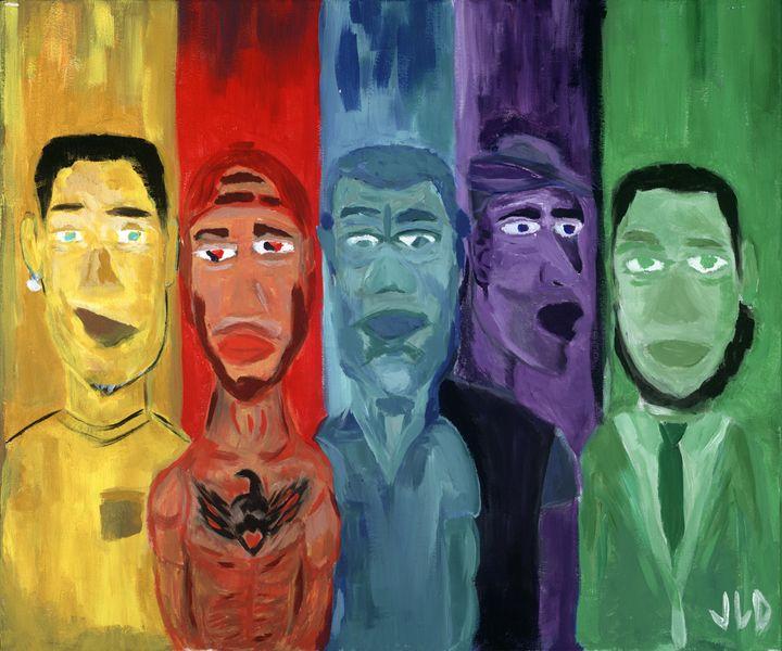 Men of Color - JaQuanne LeRoy