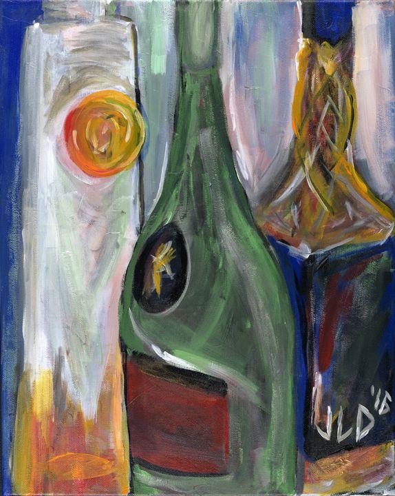 Bottles - JaQuanne LeRoy