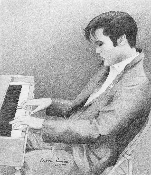 Elvis Presley - Hara Mouschou