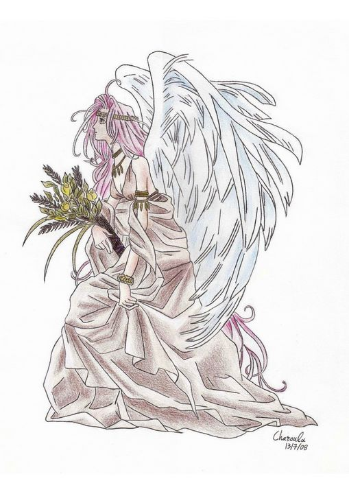 Angel - Hara Mouschou