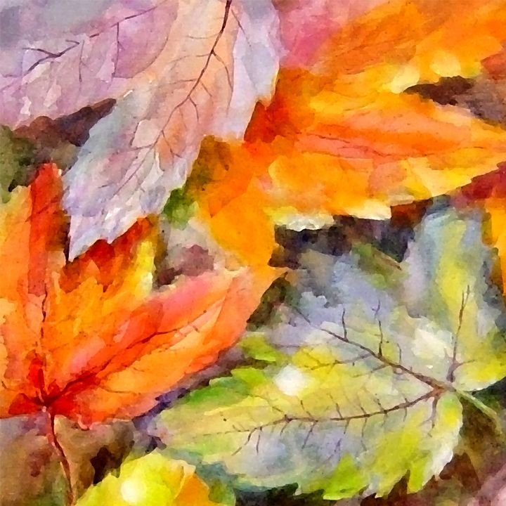 fall leaves - Poipong