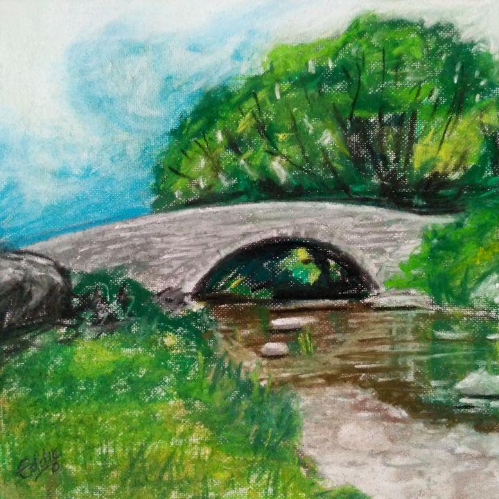Bridge Over - Eddie's Art