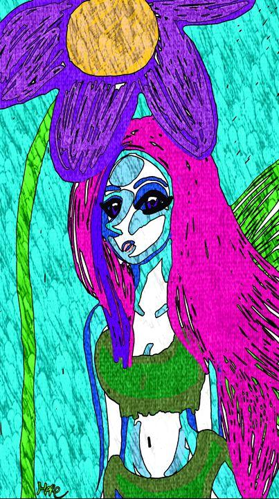 lovely fairy lady 2 - mewmewtrey
