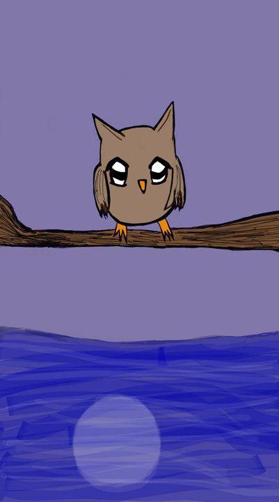 midnight owl - mewmewtrey