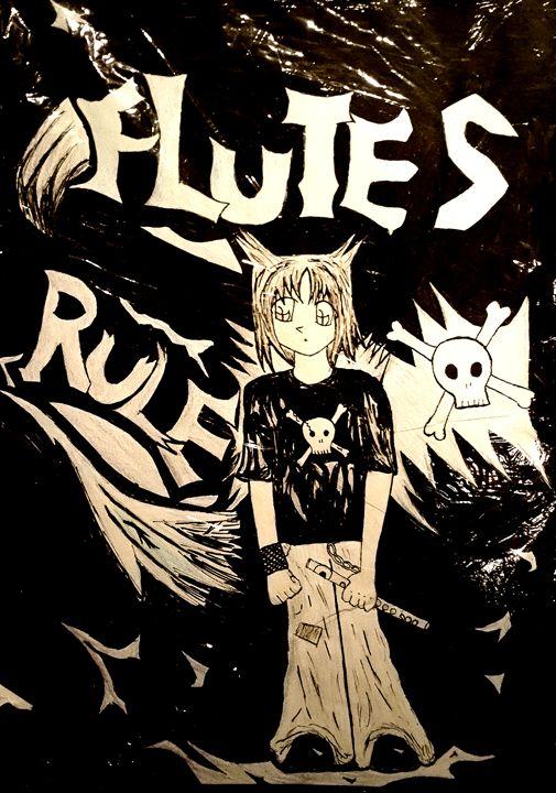flutes rule - mewmewtrey