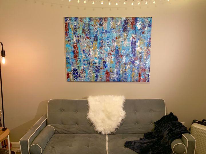 Uptown - Dantes Paint