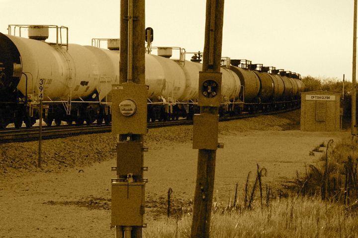 The Train - Big Daddy H Photo