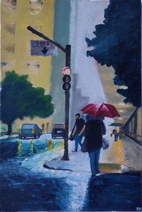 Cherry Rain - Pavan Patel