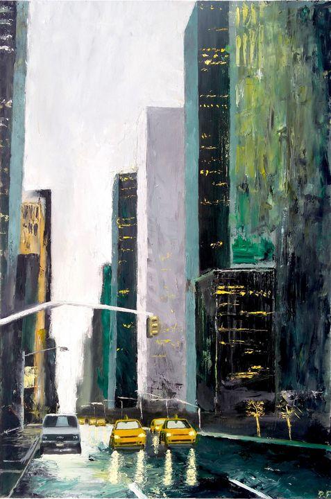5th Ave Showers - Pavan Patel