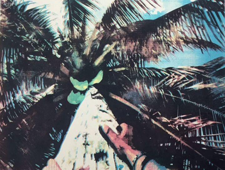 Up de Coconut Tree - Lizca Bass