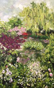 Giverny Garden I
