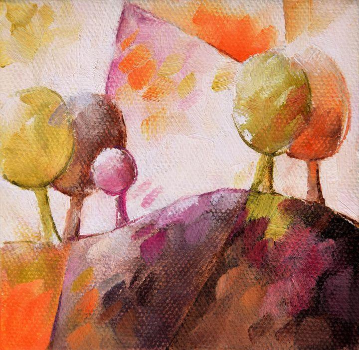 012 arbre - Beatrice BEDEUR