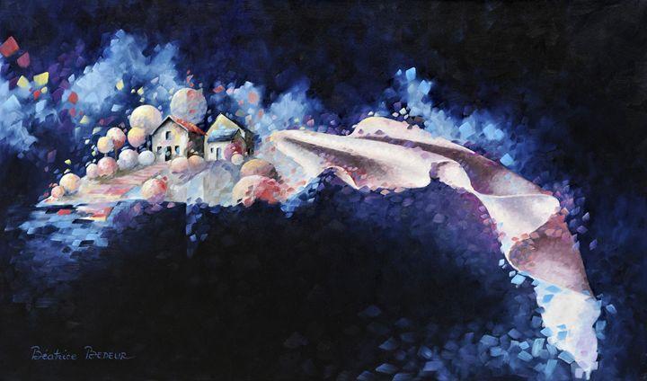 Cosmic silks - Beatrice BEDEUR