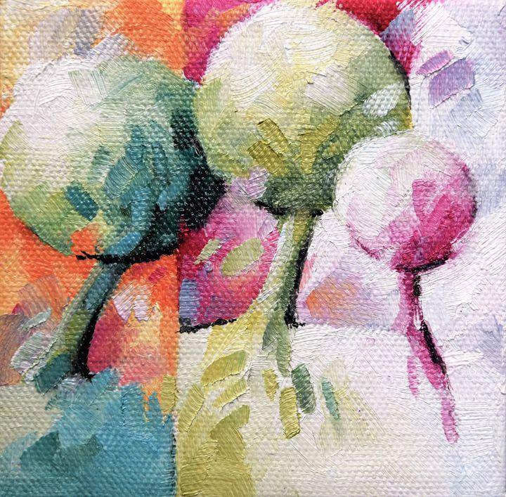 036 arbres - Beatrice BEDEUR