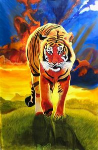 Awakening of the Tiger