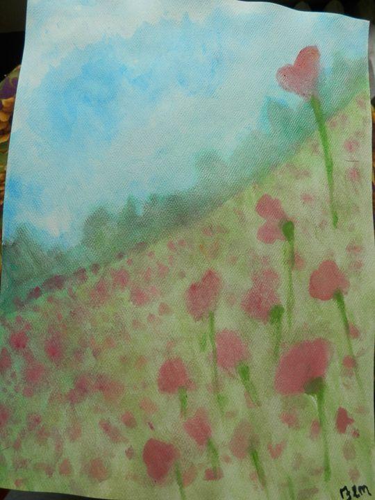 Poppy Memories - MillsArtistry