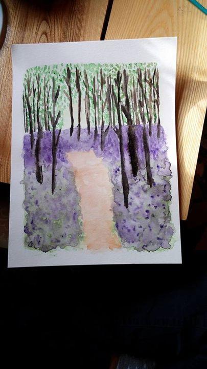 Lavender Woods - MillsArtistry