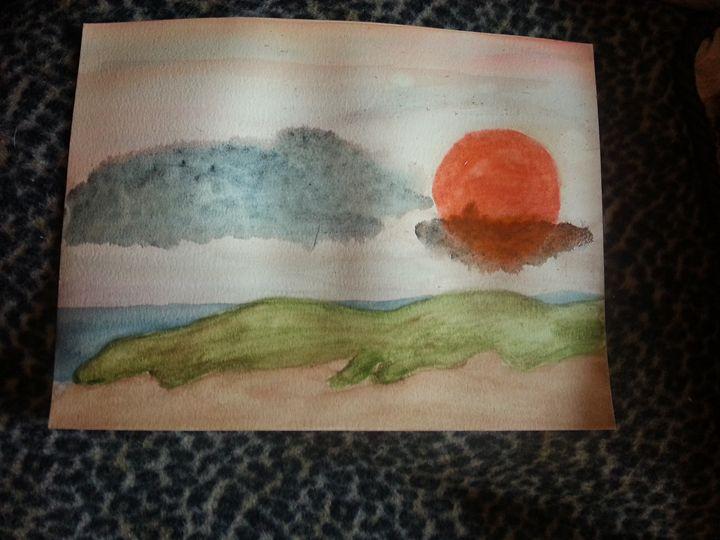 Oregon Sun - MillsArtistry