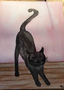 Yoga Kitteh