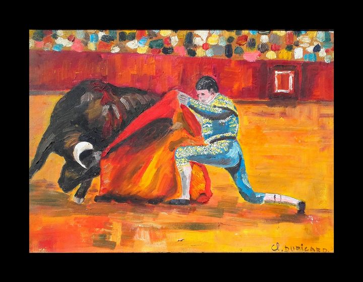 De rodilla hombre - Dupicard