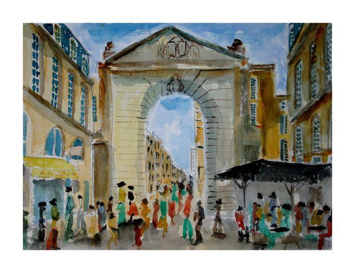 Porte dijeaux Bordeaux - Dupicard