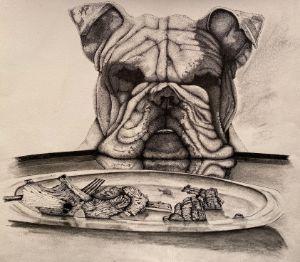 Patience of a Bull Dog - Darren Brent Fuller