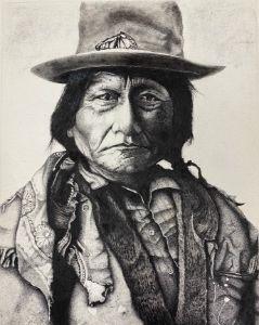 Sitting Bull - Darren Brent Fuller