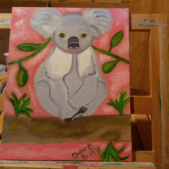Koala Bear - CHAR.D