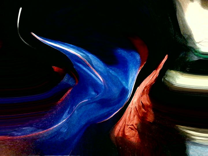 Azul Profundo. - Aldevaran Wolfen
