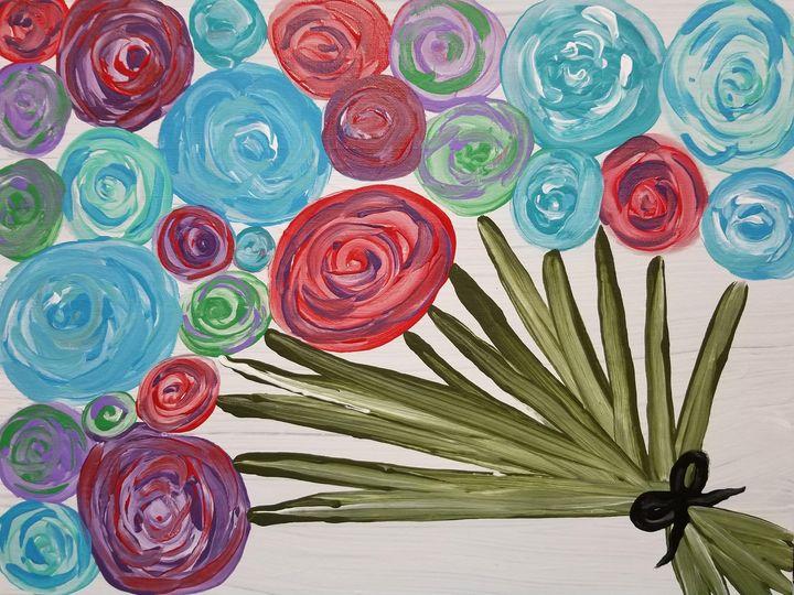 Flowers - Moore Than Art