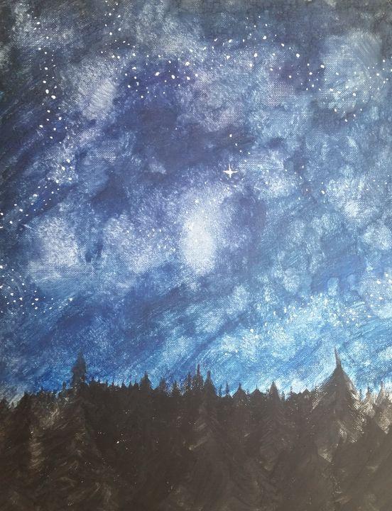 Starry Night - Moore Than Art