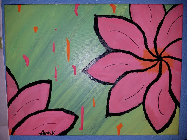 Floral Inspiration - The Creations of AMK Arts
