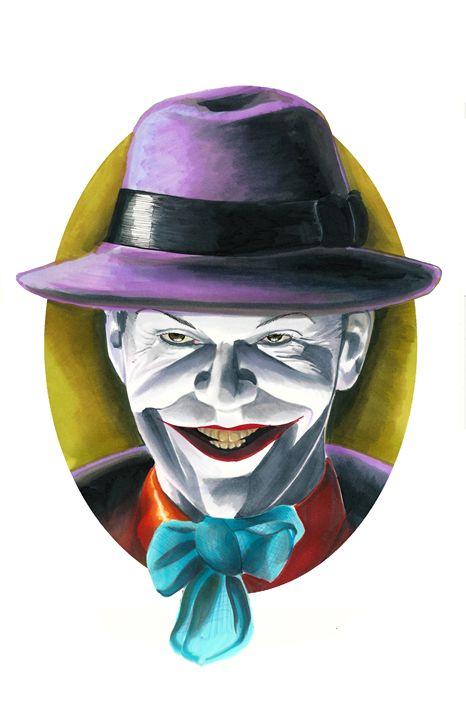 Joker - Brandonsommerstattoo