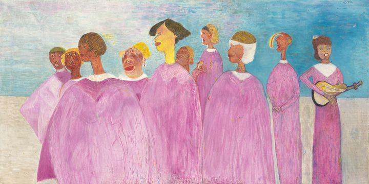 omar choir, 6/5/14, 7:16 PM, 16C, 41 - omar's art